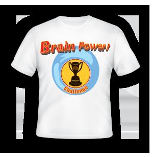 Grades 6-9 T-shirt iron-on.