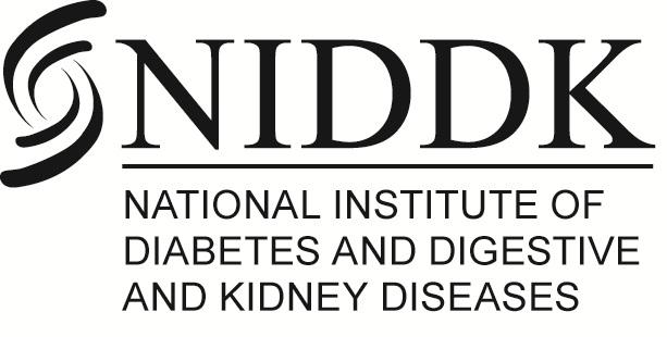 NIDDK Logo - Knockout Black Square HighRes