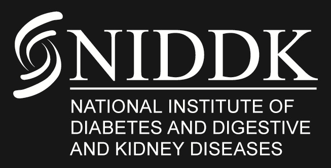 NIDDK logo - Knockout White Square High Res