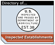 Link to Meat, Poultry, and Egg Products Inspection Directory