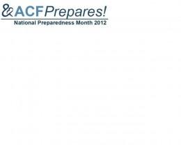 ACF Prepares Logo