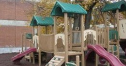 Cortland Community Playground success story thumbnail