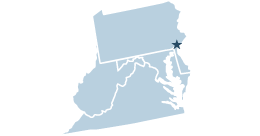 Region 3 covering Delaware, District of Columbia, Maryland, Pennsylvania, Virginia, West Virginia