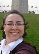 Foto de ingeniera ambiental Angelique D. Díaz, Ph.D.
