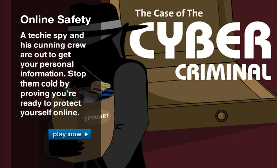 The case of the cyber-criminal