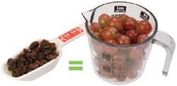 photo of grapes and raisins