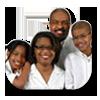Photo: Black family