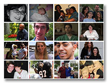 collage of a diverse group of people