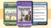 Multimedia widgets