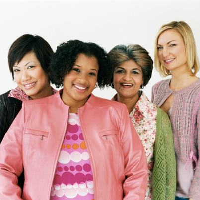 Photo: October is Breast Cancer Awareness Month. Mammograms are the best way to find breast cancer early. Women 50-74 years old should get a mammogram every 2 years. Women 40-49 should ask their doctor about when and how often to get a mammogram. http://go.usa.gov/Ygbw