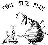 Photo: NIH staff - foil the flu by getting the shot: http://www.ors.od.nih.gov/flu/Pages/default.aspx