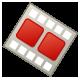 Edit footage icon