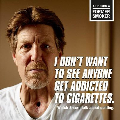 Photo: As National Recovery Month comes to an end, we'd like to acknowledge that recovery is a journey and share Shawn's personal story about quitting smoking for good. Find your reason to quit and never give up. Watch Shawn's video and encourage others: http://is.gd/vrLhio