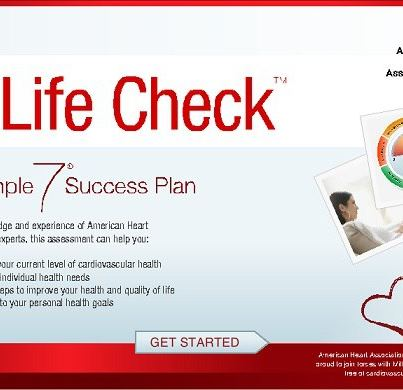 Photo: As a group, Hispanics suffer strokes at younger ages. Making changes in your lifestyle starts with knowing your risk. Find out your risk in minutes thanks to our partner the American Heart Association's My Life Check: http://www.mylifecheck.heart.org