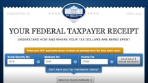 Your Federal Taxpayer Receipt