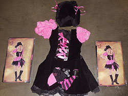 CBP in partnership with CPSC seized more than 1,000 child Halloween costumes due to lead count.