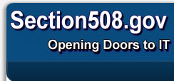 Section 508 - Opening Doors to IT