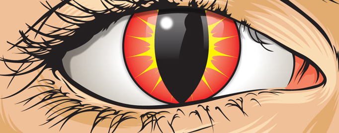 Decorative Contact Lenses: Is Your Vision Worth It? - (FEATURE v2)