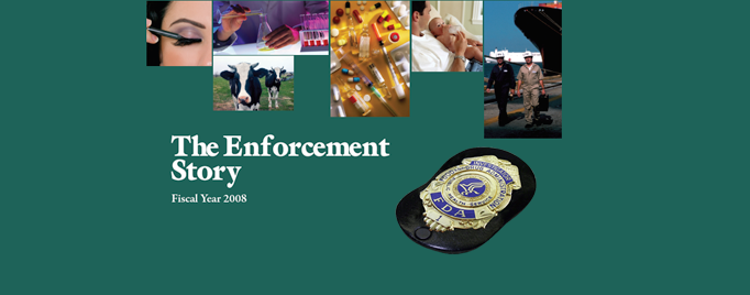 The Enforcement Story