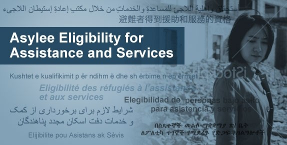 Asylee Eligibility graphic OPA