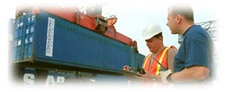 Checking seaport containers as they arrive in the U.S. is critical to the safety of the Nation.