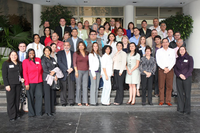 Group picture at the Safety of Drug Residues in Animals Destined for Human Consumption workshop