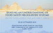 The United States Food and Drug Administration Conference Sharing an Understanding of Food Safety Regulatory Systems: The United States, Middle East, and North Africa