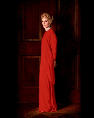 Nancy Davis Reagan