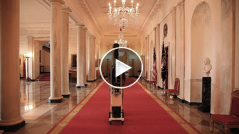 Google Art Project at the White House