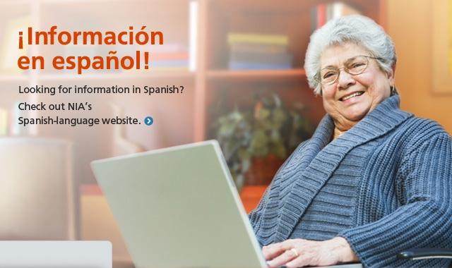 Información en español - information in Spanish