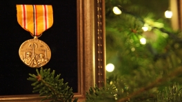 Shine, Give, Share: Honoring Military Families for the Holidays
