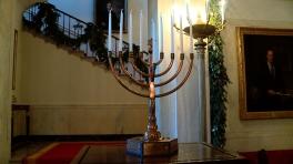 The 2011 Hanukkah Lamp