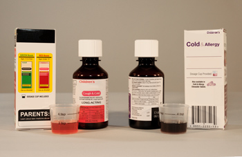 Ten Tips to Prevent an Accidental Overdose - (PRODUCT PHOTO)