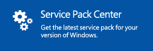 Check to see if you have the latest service pack for your version of Windows.