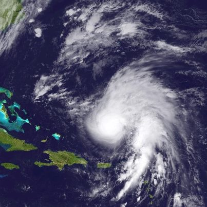 Photo: Tropical Storm Rafael is located at midday about 645 miles south of Bermuda, moving toward the north-northwest. A turn toward the north is forecast for this afternoon or evening, then northeast on Tuesday. On that track, the center of Rafael will remain well to east of the Bahamas and approach Bermuda on Tuesday. The Bermuda Weather Service has issued a Tropical Storm Warning for Bermuda. Tropical storm conditions are expected in there within 36 hours. Rafael has maximum sustained winds of 70 mph, and the storm is expected to become a hurricane later today or tonight. Rafael should produce additional rainfall amounts of 1 to 3 inches over the northern Leeward Islands, with isolated storm totals up to 12 inches possible.  These rains could cause life-threatening flash flood and mud slides, especially over mountainous terrain.  Get the latest on this storm, including warnings and graphics, on the NOAA NHC website at www.hurricanes.gov