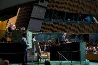 President Obama Addresses the United Nations