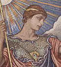 The Minerva Mosaic of the Library of Congress: Taking a Closer Look