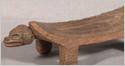Ceremonial Wooden Stool