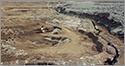 Gravel Pit Turned Marina, Nevada