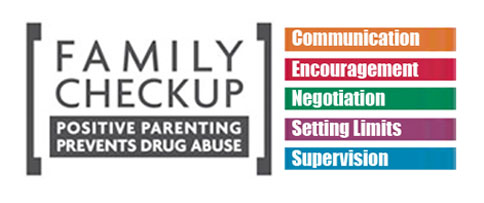 Family checkup - 5 questions to help with your parenting skills