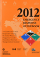 NEW Emergency Response Guidebook 2012 for 1st responders.