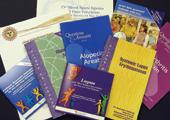 Photo of institute health publications
