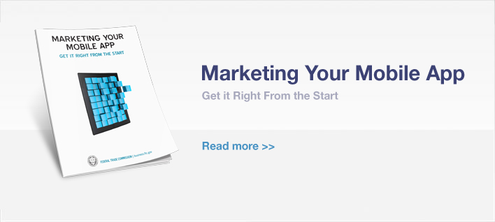 Marketing Your Mobile App: Get It Right from the Start