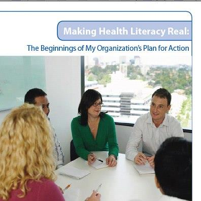 Photo: Do you work or volunteer for a health organization? Try this easy-to-use template that can help you develop your own plan to change organizational and professional practices to improve health literacy: http://1.usa.gov/Wwq6uj   –Ellen, healthfinder.gov