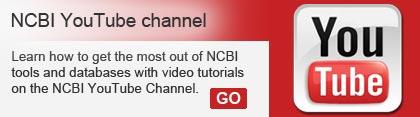 NCBI YouTube Channel