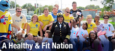 A Healthy and Fit Nation