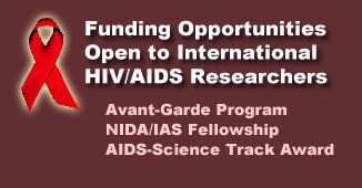 HIV/AIDS funding opps liink
