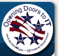 Opening Doors to IT (5 stars and 3 red stripes)