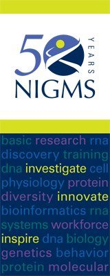 Photo: NIGMS will host a special scientific symposium to mark its 50th anniversary. The event will take place tomorrow 1:00-4:00 p.m. Eastern time on the NIH campus. If you are unable to attend in person, you can watch it live at http://videocast.nih.gov/default.asp or later at http://videocast.nih.gov/PastEvents.asp. For more information, visit http://www.nigms.nih.gov/News/Meetings/Stetten_2012.htm.