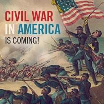 Civil War in America is Coming